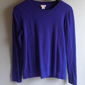 J. Crew Long Sleeve Sweater